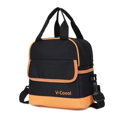 Cooler bag portable design